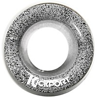 Kickport Bass Drum Sound Enhancer Silver Sand
