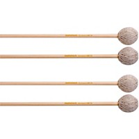 Malletech Klimasara Marimba Mallets Set Of 4 (2 Matched Pairs) Medium Hard 16