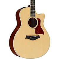 Taylor 516Ce Grand Symphony Cutaway  Es2 Acoustic-Electric Guitar Medium Brown Stain
