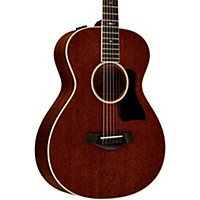 Taylor 522E Grand Concert 12-Fret Es2 Acoustic-Electric Guitar Medium Brown Stain