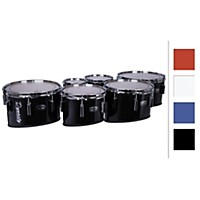 Dynasty Marching Tenor Drums Quad Red 8
