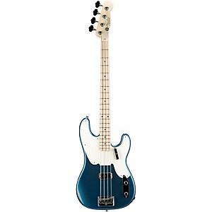Fender Custom Shop Proto Precision Bass Guitar Aged Lake Placid Blue