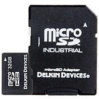 Delkin Microsd Memory Card Uhs-1 32 Gb