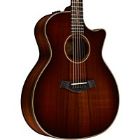 Taylor K24ce Grand Auditorium Cutaway Es2 Acoustic-Electric Guitar Shaded Edge Burst