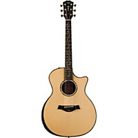 Taylor Ps14ce Grand Auditorium Cutaway Es2 Acoustic Electric Guitar Natural