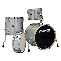 Sonor Bop 4-Piece Shell Pack Old Silver  ...