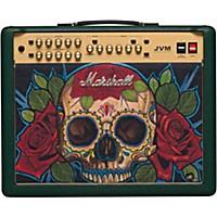 Marshall Custom Tattoo Jvm215c 50W Tube Guitar Combo Anthony Black