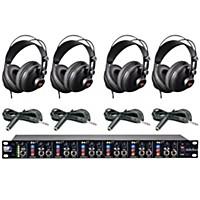 Art Headamp6 And Mh310 Headphone Package Plus (4-Pack)
