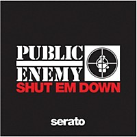 Serato 12 Inch Serato X Public Enemy Shut Em Down Pressing (Pair)
