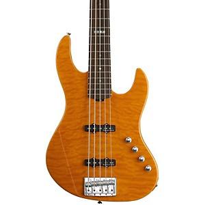 Esp E-Ii J-5 5 String Electric Bass Guitar Amber