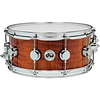 Dw Exotic Redwood Stump Lacquer Snare 14 X  ...