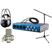 Presonus Audiobox 44Vsl Mxl Akg Package