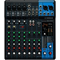 Yamaha Mg10xu 10-Channel Mixer With Effects