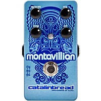 Catalinbread Montavillian Echo Guitar Effects Pedal