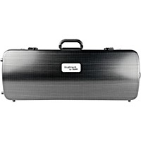 Bam 2005Xl Hightech Case For 2 Violins Black Lazure