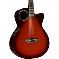 Rainsong Concert Series Co-Ws1005ns Acoustic-Electric Guitar Tobacco Burst