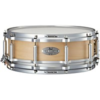 Pearl Free Floating Maple Snare Drum 14 X 5  ...