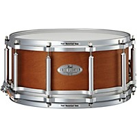 Pearl Free Floating Mahogany/Maple Snare  ...