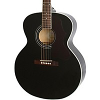 Epiphone Ej-200 Artist Acoustic Guitar Ebony