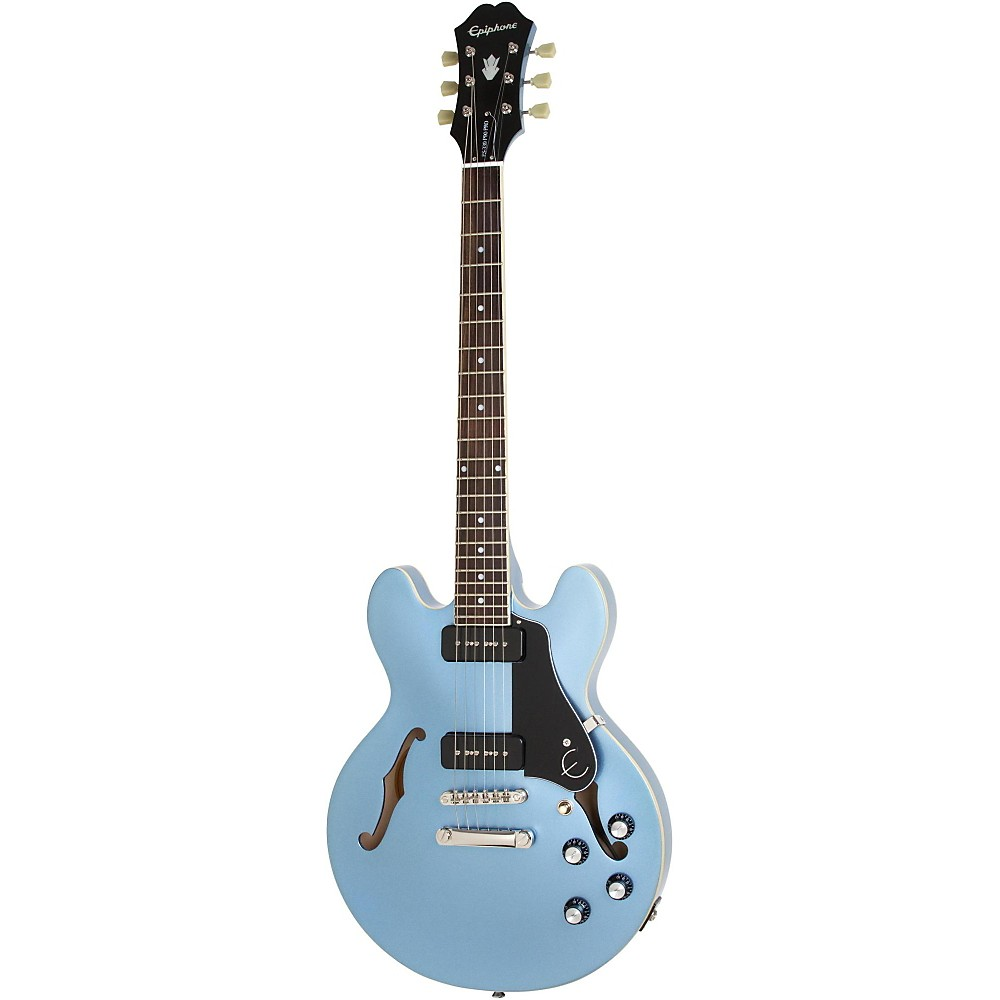 Epiphone ES-339 P90 PRO Semi-Hollowbody Electric Guitar Pelham Blue -  ET93PENH3