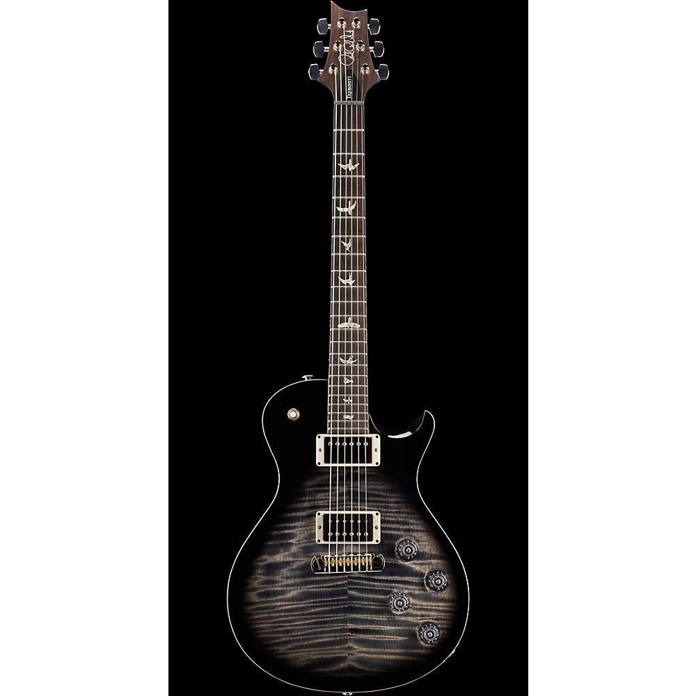 PRS Mark Tremonti Signature Flame 10 Top Electric Guitar Charcoal Burst 1393256944235