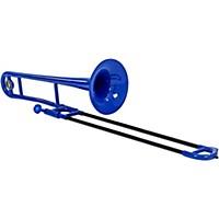 Allora Atb100 Aere Series Plastic Trombone Blue