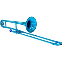 Allora Atb100m Aere Custom Series Plastic Trombone Metallic Blue