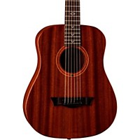 Dean Flight Series Travel Acoustic Guitar Mahogany