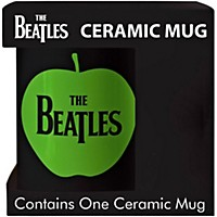 Boelter Brands Boxed Beatles Sublimated Mug Apple 11 Oz.