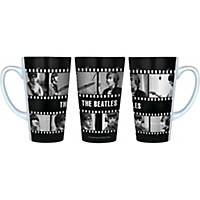 Boelter Brands Beatles Film Negative Latte Mug 16 Oz.