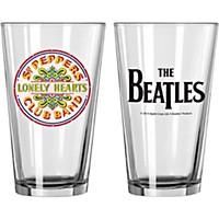 Boelter Brands Beatles Stg. Pepper Collectible Pint Os 16 Oz.