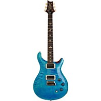 Prs Dgt Flame Top Electric Guitar With Bird Inlays Aquableux