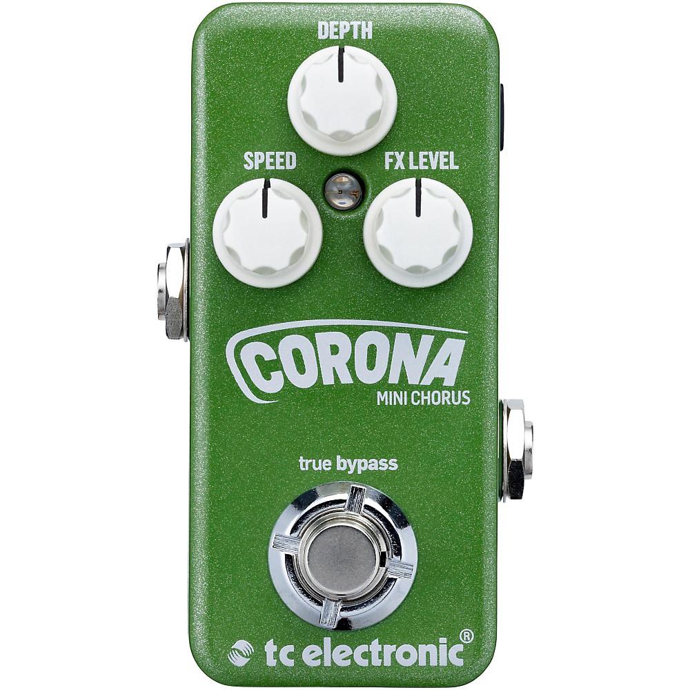 TC Electronic Corona Mini Chorus Guitar Effects Pedal 1395067581748
