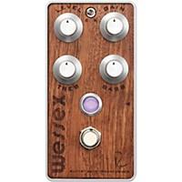Bogner Wessex Bubinga Overdrive Guitar Effects Pedal