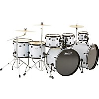 Pulse 4000 Series 8-Piece Double Bass Drum  ...