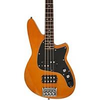 Reverend Mercalli 4 Electric Bass Guitar Violin Brown
