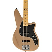 Reverend Justice Electric Bass Guitar Lakeshore Gold