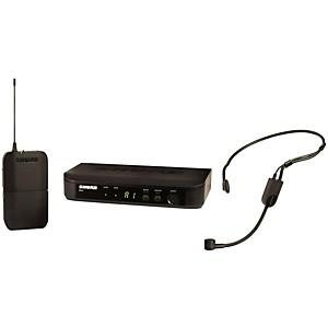 Shure Blx14 Headset System With Pga31 Headset Microphone Band K12