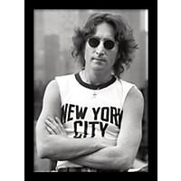 Ace Framing John Lennon Nyc 24X36 Poster