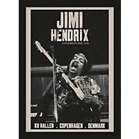 Ace Framing Jimi Hendrix Copenhagen 24X36 Poster
