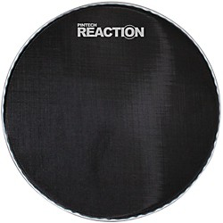 Pintech Reaction Series Mesh Bass Drum Head 22 In. Black