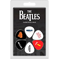 Perri's The Beatles 6-Pack Guitar Picks Various Albums 2