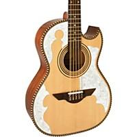 H. Jimenez Lbq4e El Patron Acoustic-Electric Bajo Quinto Natural
