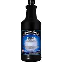 Black Label Thick Myst High Density Fog Juice 1 Quart