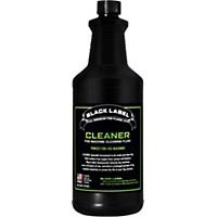 Black Label Cleaning Fluid For Fog Machines 1 Quart