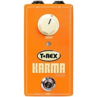 T-Rex Engineering Karma Clean Boost Guitar Effects Pedal