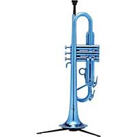 Allora Atr-1301M Aere Metallic Series Plastic Bb Trumpet Metallic Blue