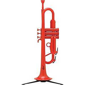 Allora Atr1301 Aere Series Plastic Bb Trumpet Red