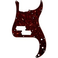 Fender 13-Hole '63 Precision Bass Pickguard, 3-Ply, Brown Shell
