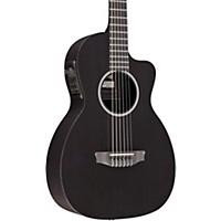 Rainsong Np12 Nylon String Acoustic-Electric Guitar Black
